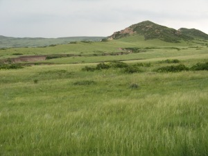 The Clovis people called this spot home nearly 12,000 years ago.